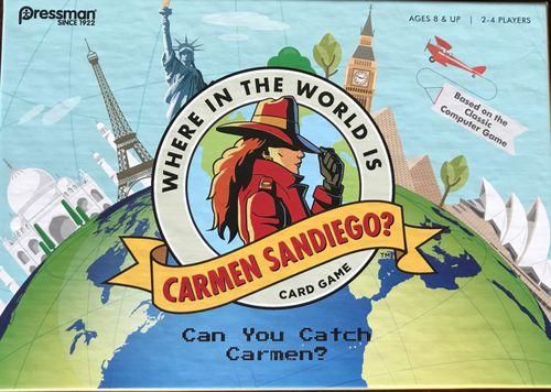 how to play carmen sandiego