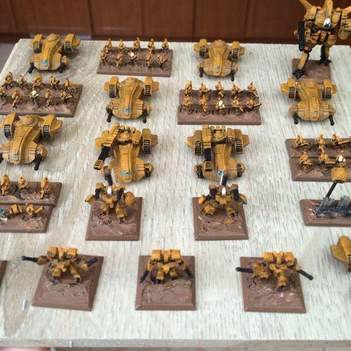 Miniature Games Construction Yard | RPGGeek