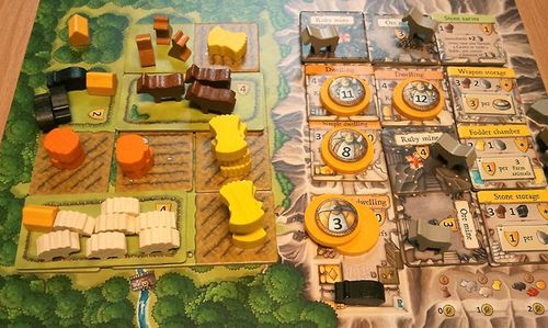 Caverna: The Cave Farmers - \
