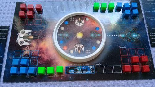 Board Game: Batalha espacial