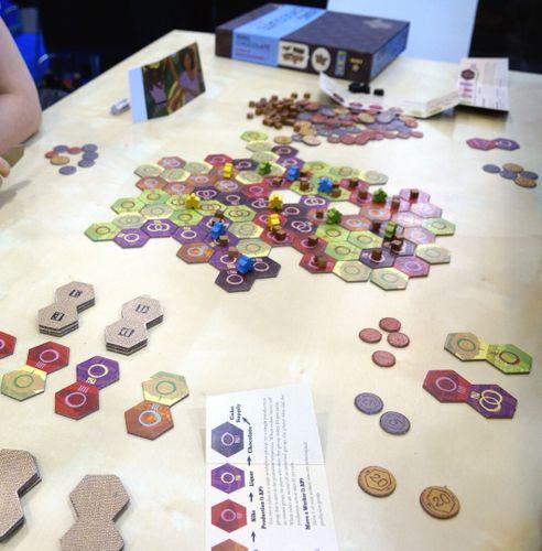 Board Game: King Chocolate