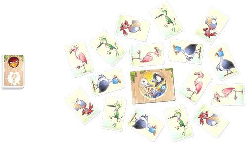 Board Game: Alle Vögel sind schon da!