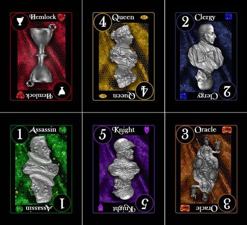 Board Game: Hemlock