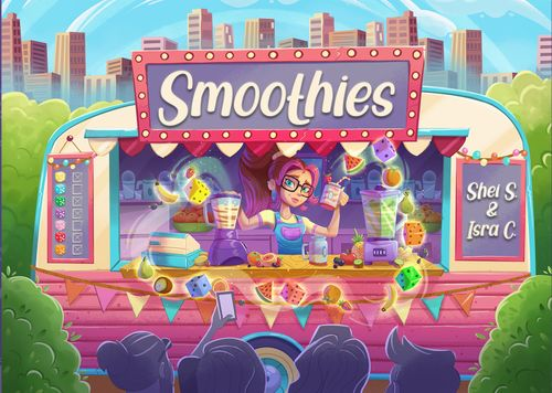 Board Game: Smoothies