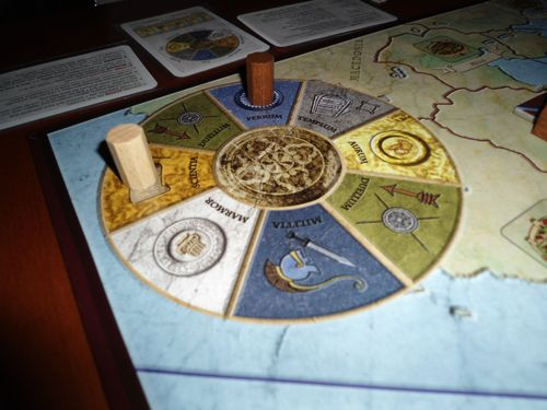 Board Game: Antike Duellum