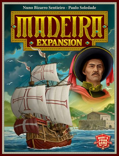 Board Game: Madeira: Expansion