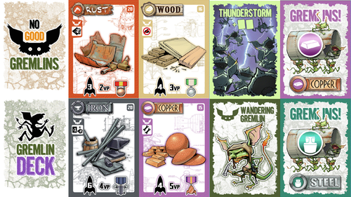 Board Game: No Good Gremlins