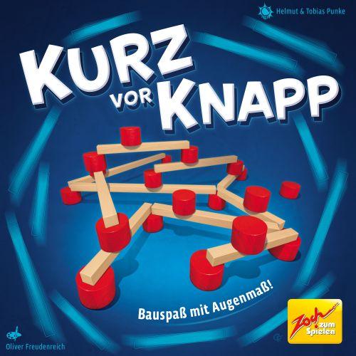 Board Game: Kurz vor Knapp