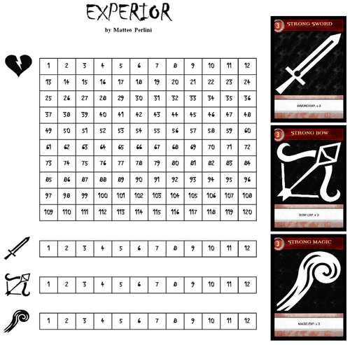 Board Game: Experior