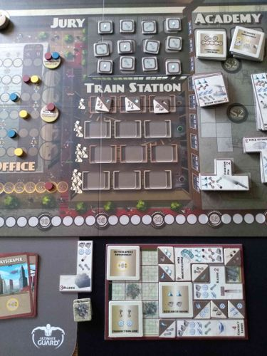 Gentle's (mostly) solitaire gaming | BoardGameGeek