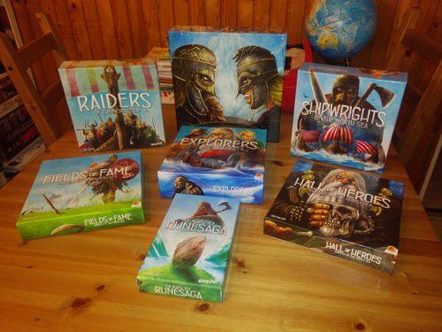 Big Game Theory!   BoardGameGeek