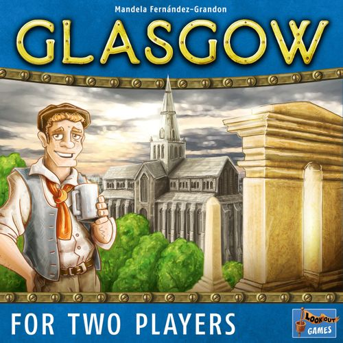 Board Game: Glasgow