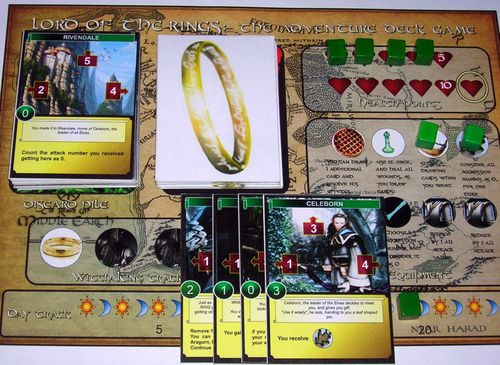Lord of the Rings: The Adventure Deck Game - resenha Pic1234128