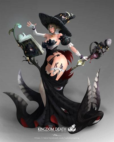 death witch