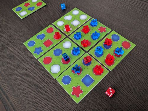 Board Game: Lemming Launcher
