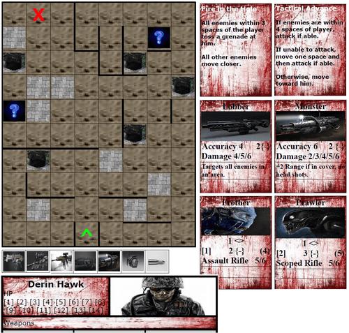 Board Game: Mountains of Sorrow