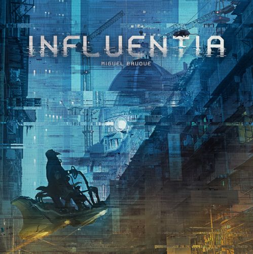 Board Game: Influentia