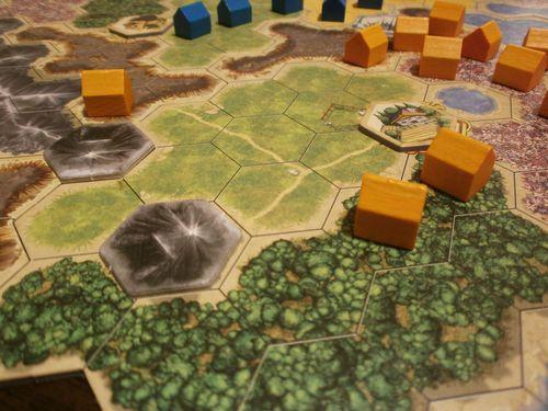 Board Game: Kingdom Builder: Caves