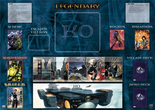 Legendary: A Marvel Deck Building Game - resenha Pic1430758