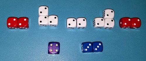 Board Game: Dice Phalanx!