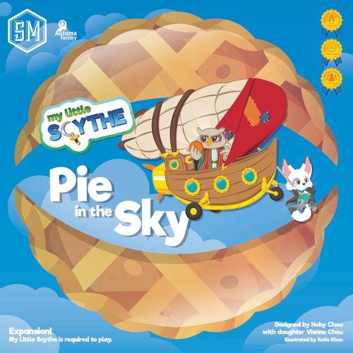 Board Game: My Little Scythe: Pie in the Sky