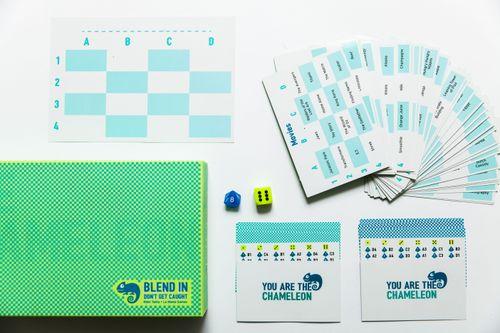 Board Game: The Chameleon