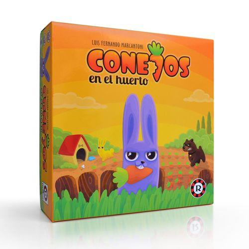 Board Game: Conejos en el Huerto