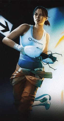 Character: Chell