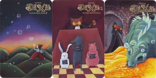 Board Game: Dixit 3: Journey