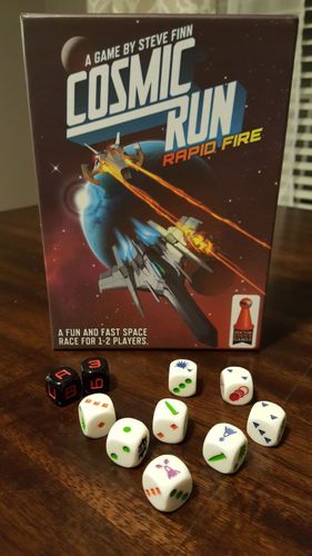 Games Cosmic Run Rapid Fire Toys & Games