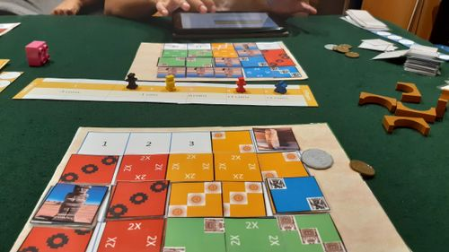 Board Game: Tiwanacu