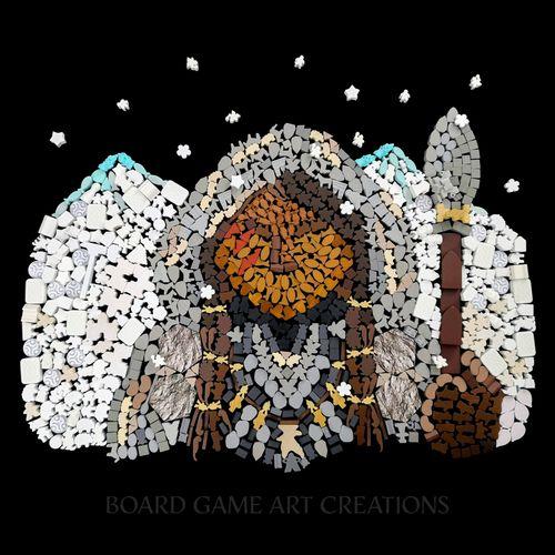 Board Game: Endless Winter: Paleoamericans