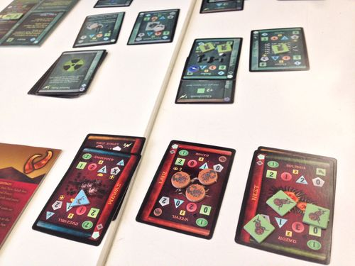 Board Game: The Ares Project