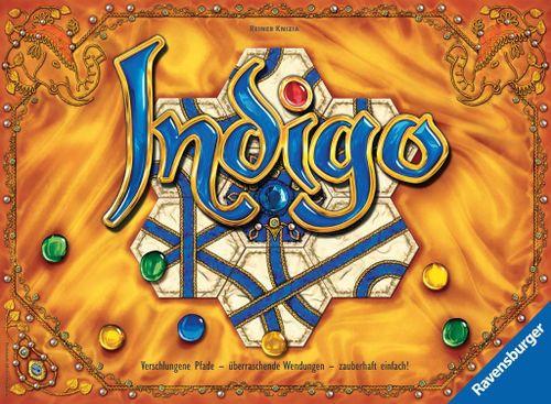 Board Game: Indigo
