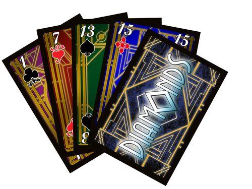 Board Game: Diamonds