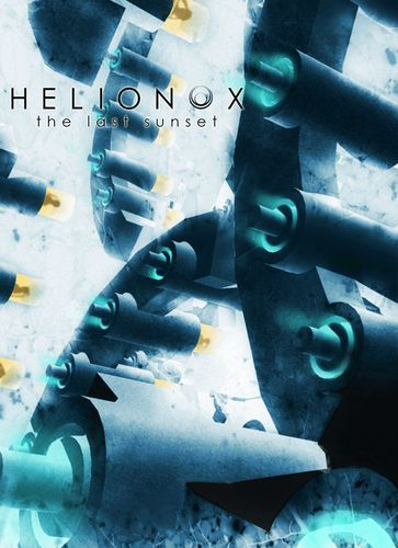 Board Game: Helionox: The Last Sunset