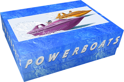 Paper box for cards | Powerboats | BoardGameGeek