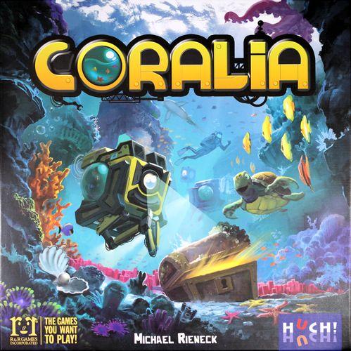 Board Game: Coralia