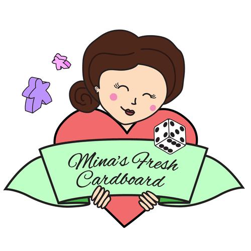 Mina's Fresh Cardboard | BoardGameGeek