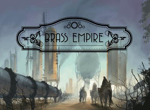 Board Game: Brass Empire