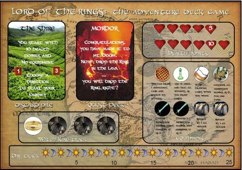 Lord of the Rings: The Adventure Deck Game - resenha Pic1834266