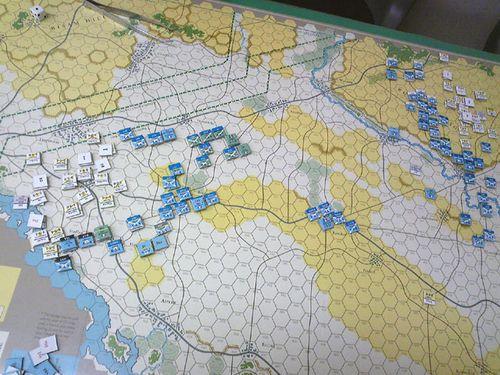 Board Game: Napoleon on the Danube