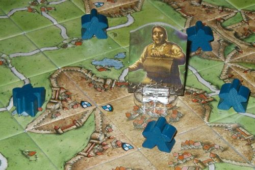 When Worlds Collide: Mash-Up Images of Game Components | BoardGameGeek