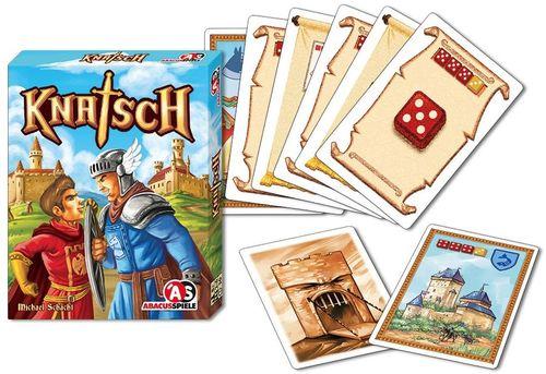 Board Game: Knatsch