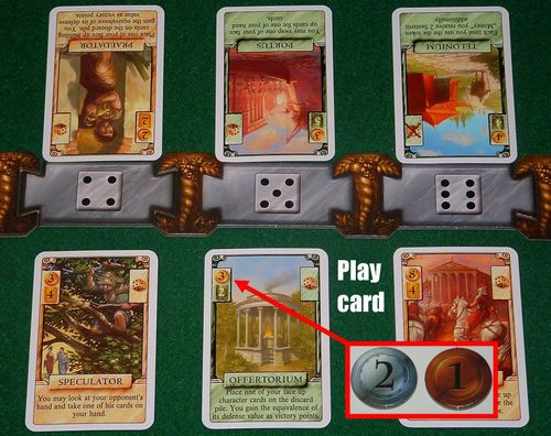 A Comprehensive Pictorial Overview: A proven two-player game