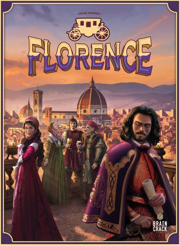 Board Game: Florence