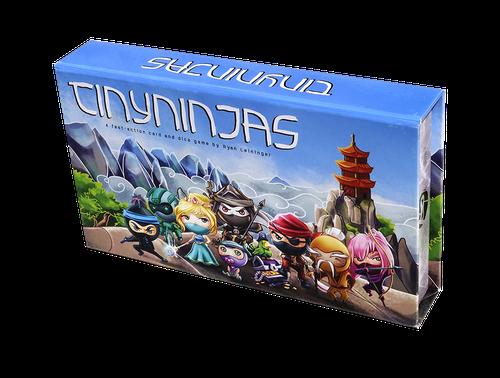 Tiny Ninjas kickstarter