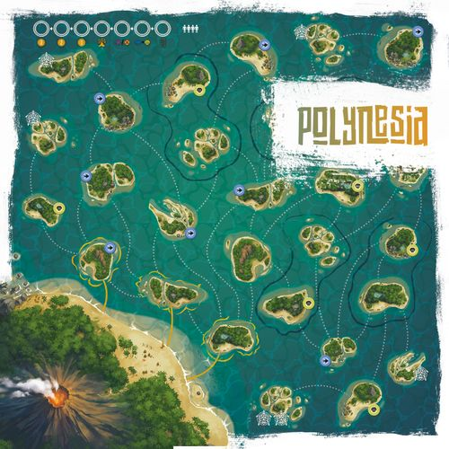 Board Game: Polynesia