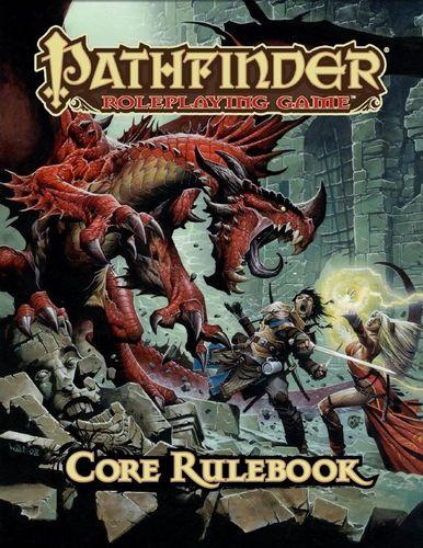 RPG Item: Pathfinder Roleplaying Game Core Rulebook