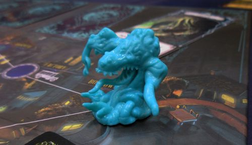 Pandemic: Reign of Cthulhu - first impressions after two (and a bit